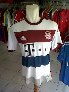 Jersey Bayern Munchen Away 2014/2015