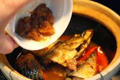 Vietnamese Fish Recipe - Cá Kho Chua Cay