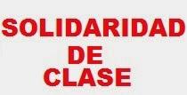 SOLIDARIDAD DE CLASE