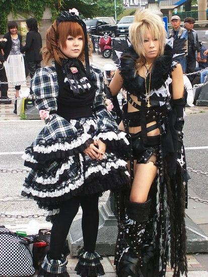 Amencorners Japan Harajuku Fashion Design