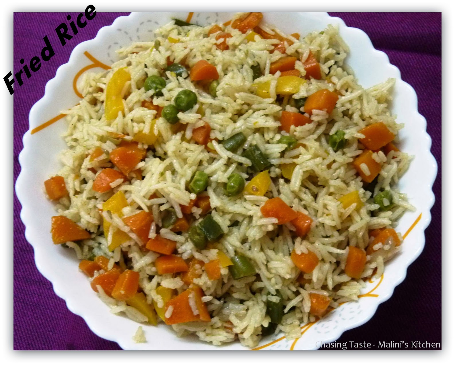 Rice Recipe Rice Recpes Indian In Urdu Vegetarian Veg For Dinner For ...
