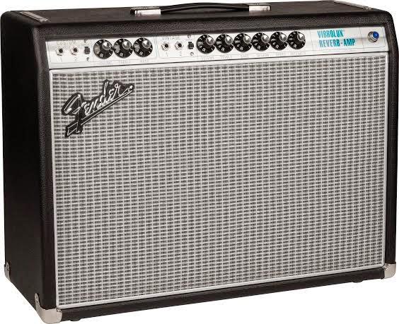 Fender '68 Vibrolux Vintage Modified