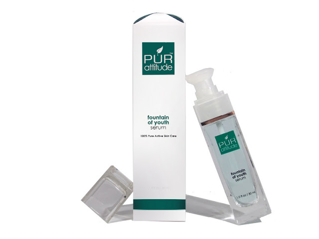 PUR attitude Launches Fountain of Youth