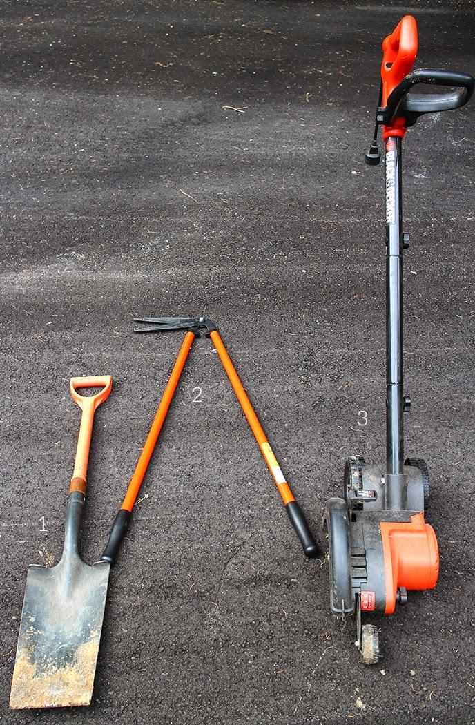 Favorite edging tools: The Impatient Gardener