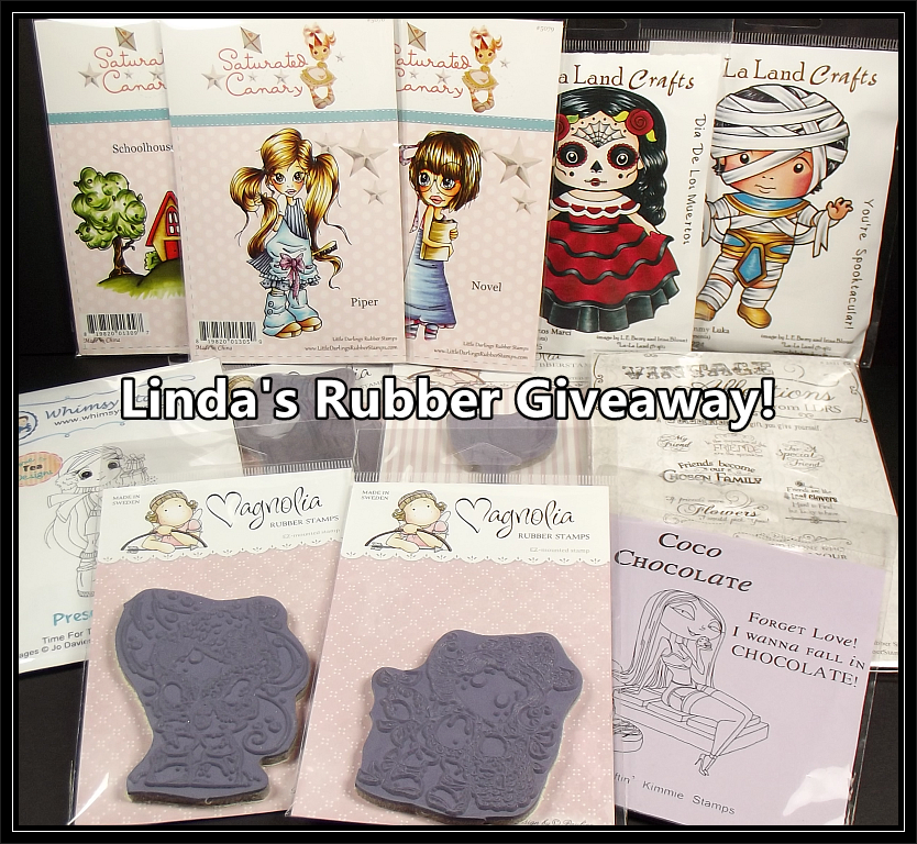 Linda's Fab Give Away