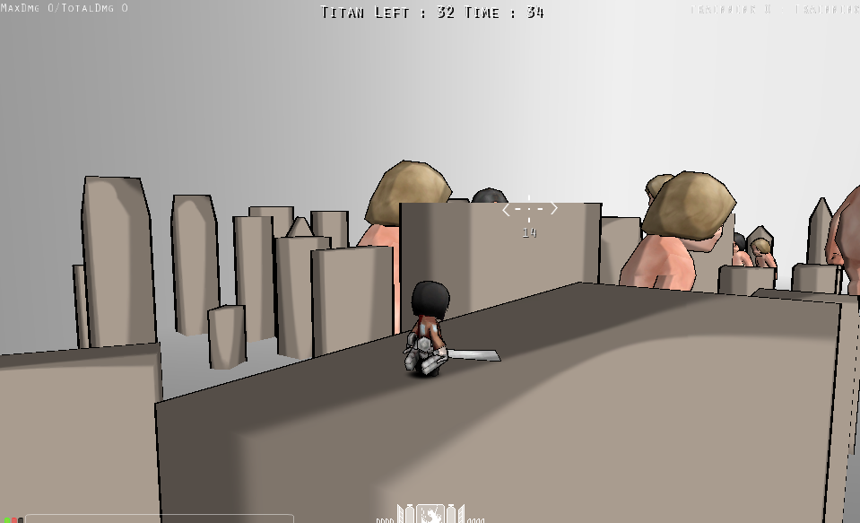 how to play attack o titan story mode in roblox