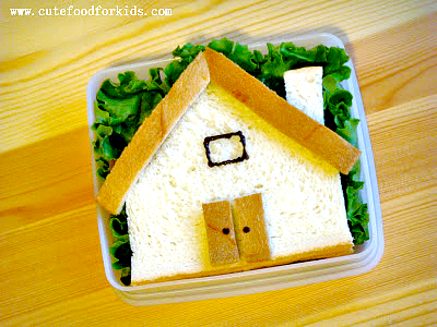 house sandwich
