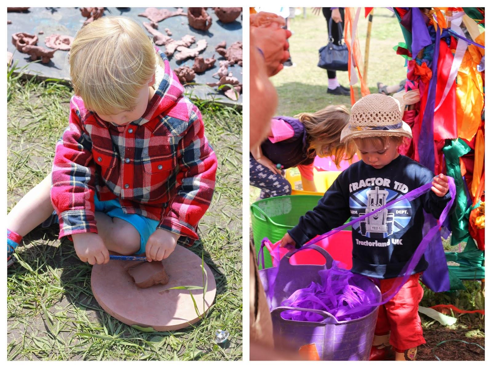 festival toddler
