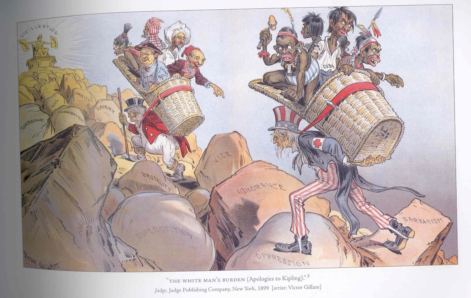 colonialism the white man s burden