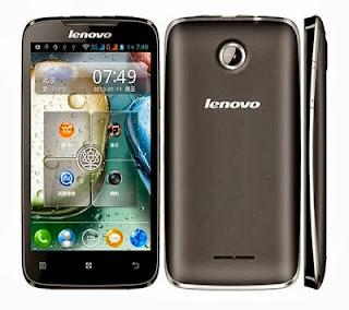 Harga HP Lenovo A390 Android Lokal Terbaru