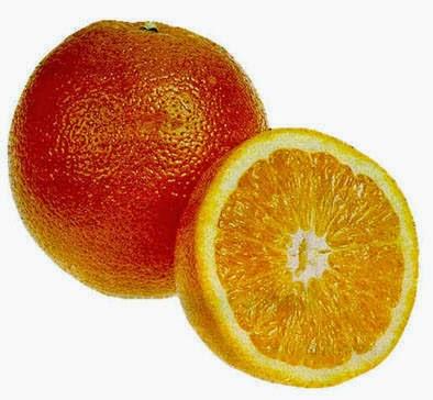 Tônico de laranja para peles oleosas
