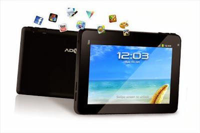 Tablet Advan Vandroid T1E Spesifikasi dan Harga Terbaru Tablet Mito T520 Maret 2014