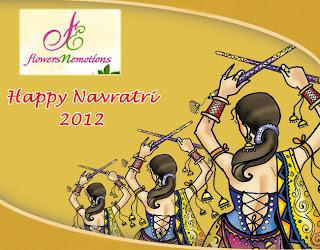 Happy Navratri Festival