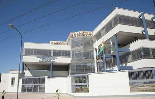 Inauguran moderna infraestructura de YPFB en Villa Montes