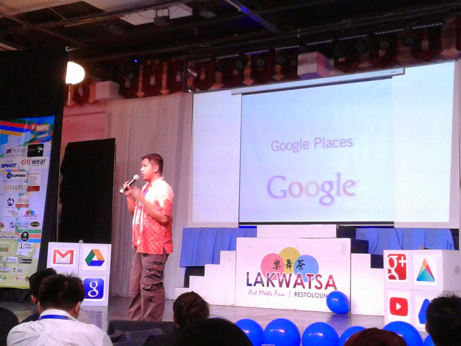 GDays Mandaue 2014 Tech Event