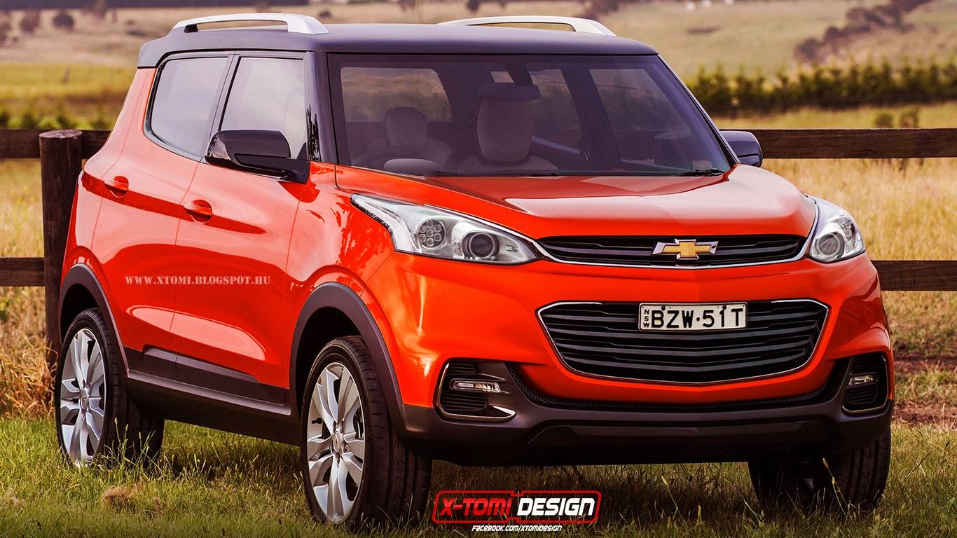 X-Tomi Design: Chevrolet Adra