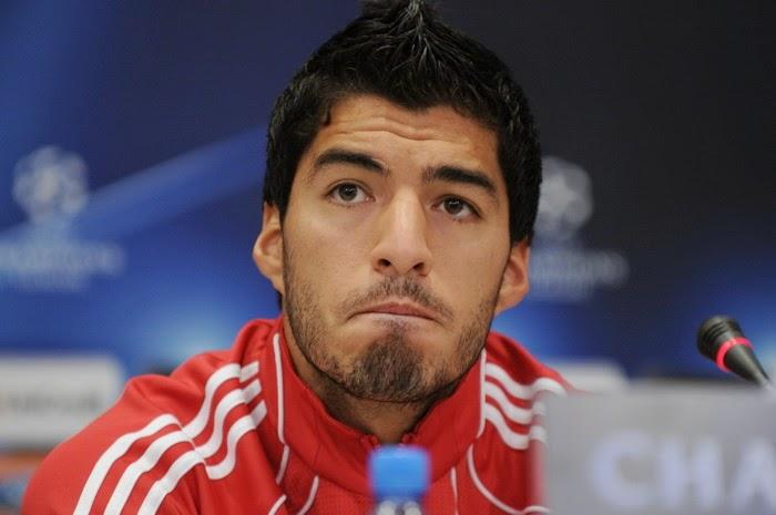Tinggalkan Liverpool, Suarez ke Barcelona