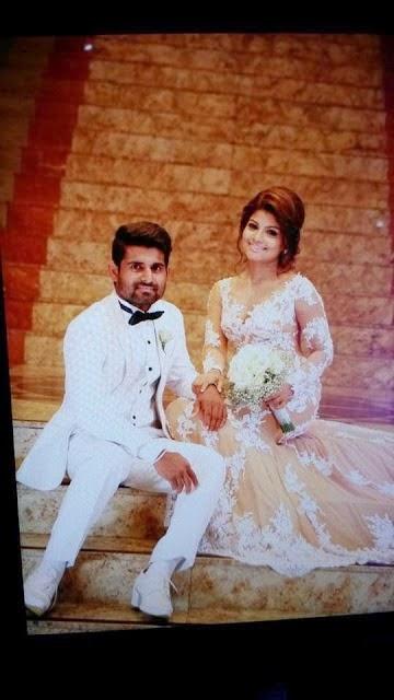 Bhagya Hettiarachchi Wedding