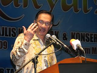 Datuk Seri Anwar Ibrahim mencabar Perdana Menteri, Datuk Seri Najib Razak