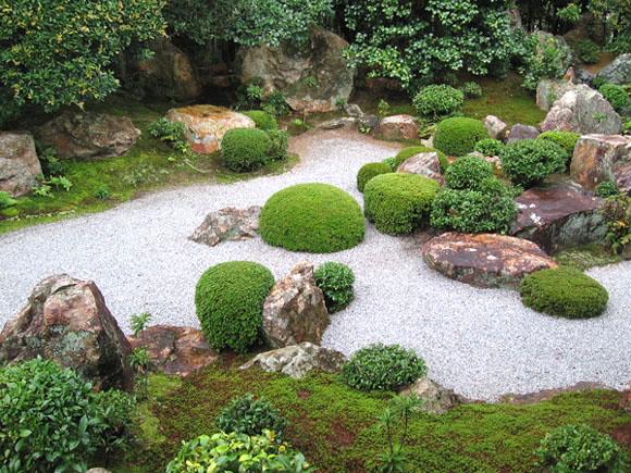 Zen  Que debe de incluir un Jardín Japonés  FOTOS  Zen Ambient