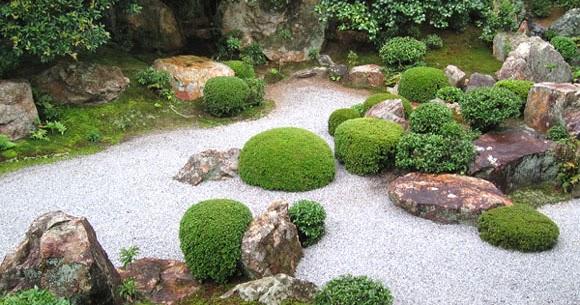 Los principos del estilo japones de jardines que incluye for Historia de los jardines verticales