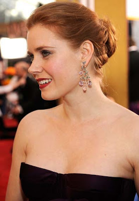 Amy Adams Crystal Chandelier Earrings