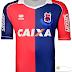Errea é a nova fornecedora de uniformes do Paraná Clube