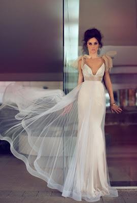 vestidos de novias sexy zahavit tshuba