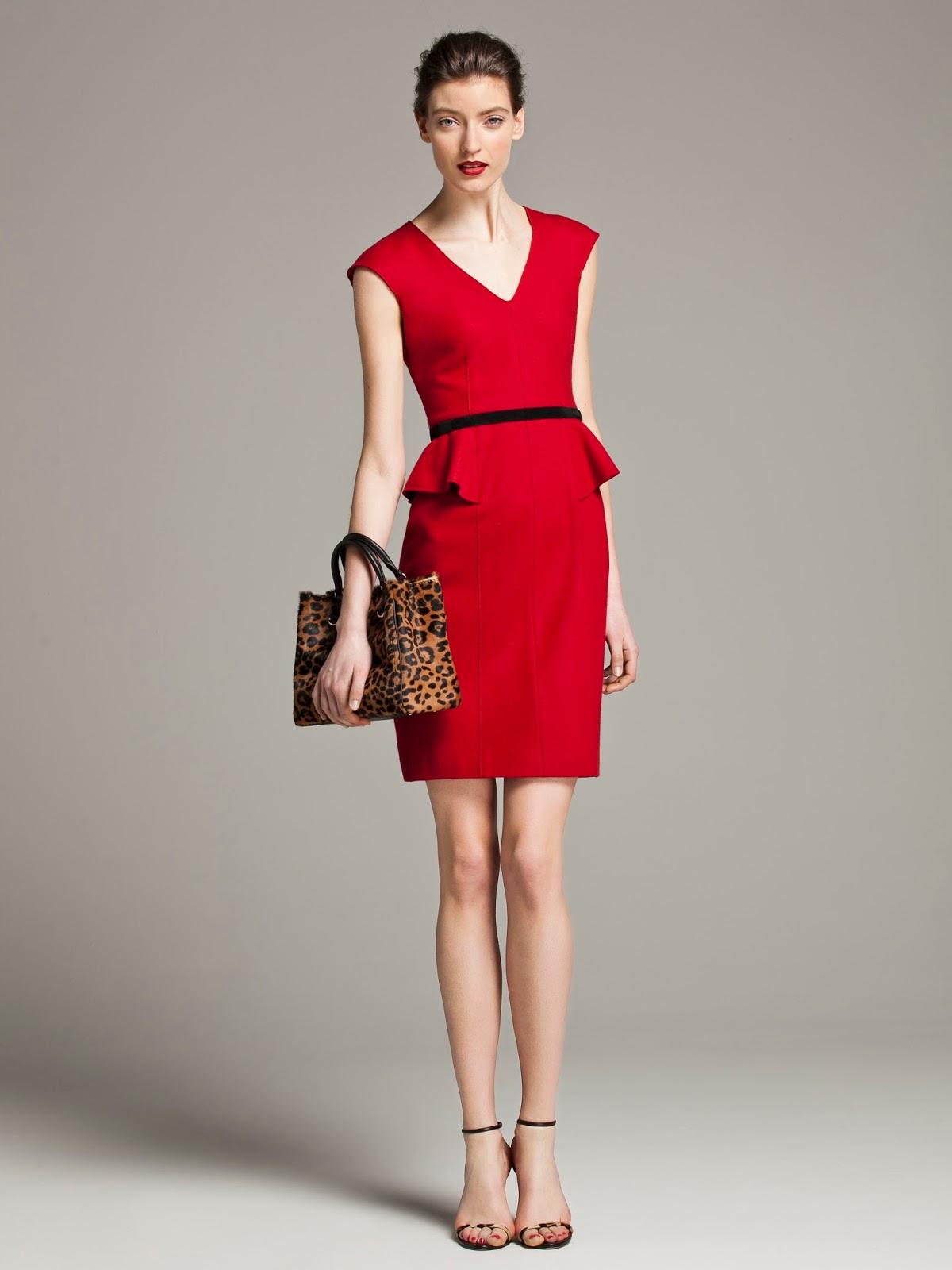 Fashion week verao 2017 - Lady In Red Carolina Herrera A Rapariga Do Vestido Amarelo