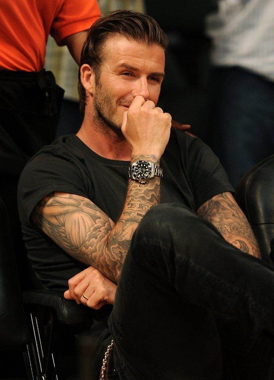 Top Footballer Wallpaper David Beckham Style Wallpapers