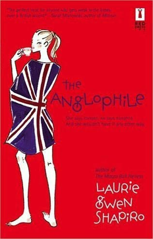 The Anglophile book cover