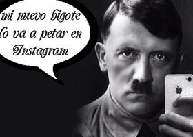 El mostacho de Hitler