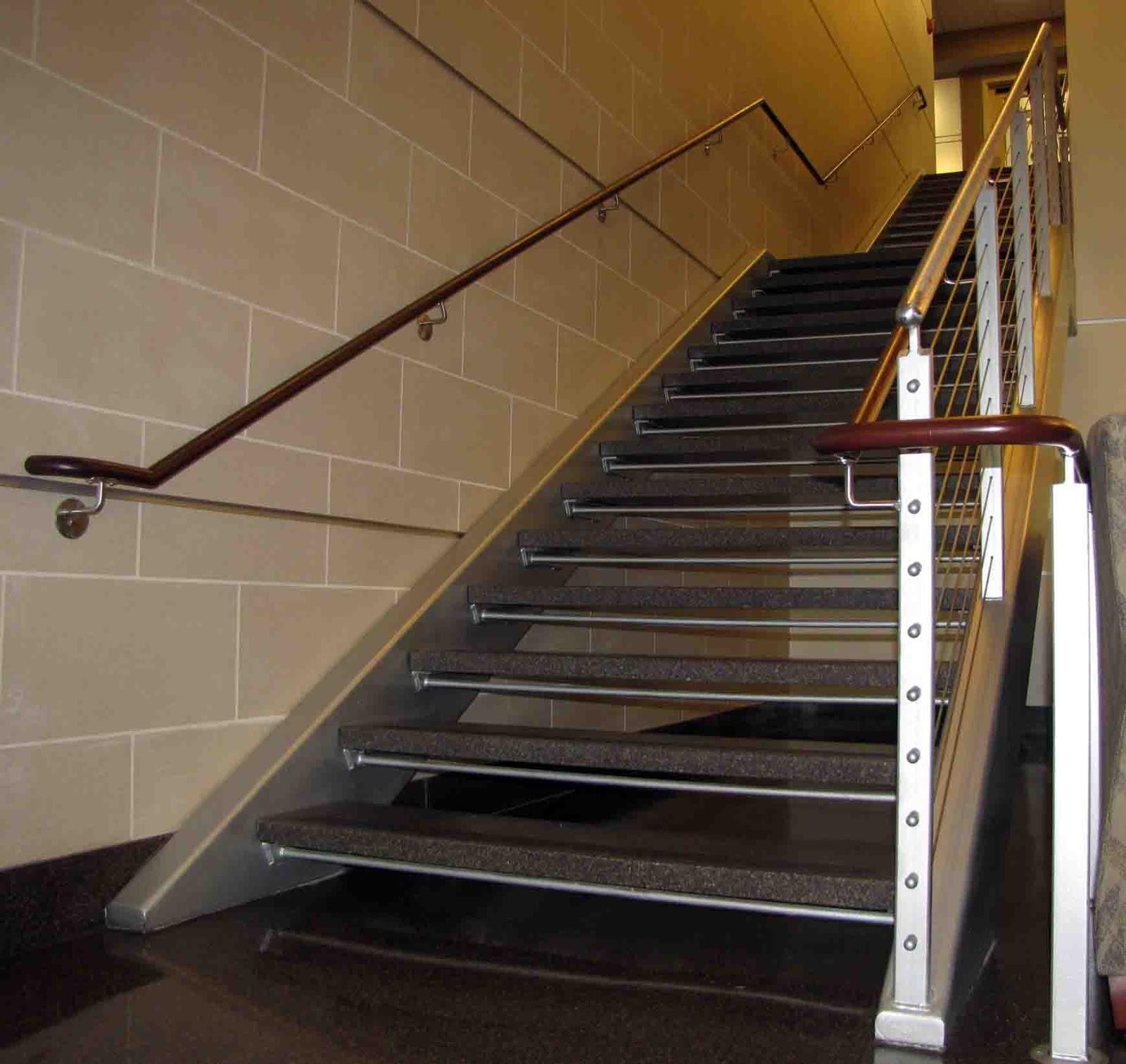 Лестница металлическая своими руками