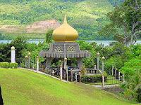 sultan Bolkiah Tomb