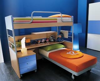 Dormitorios infantiles recamaras para bebes y ni os - Dormitorios infantiles modernos ...