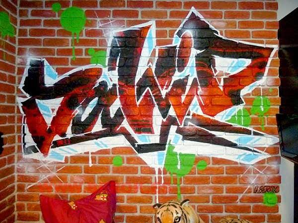 Graffiti Vilafranca del Penedés