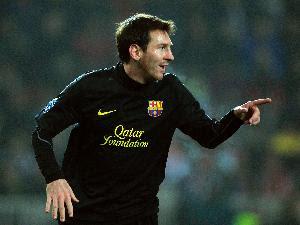 Lionel Messi - 10 Best Goals FIFA 2011