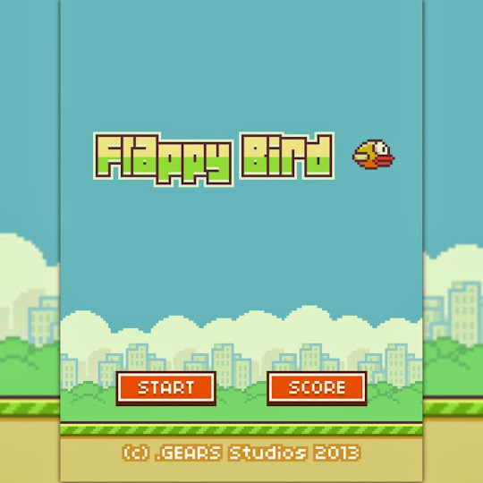 Flappy Bird Google Play and AppStore