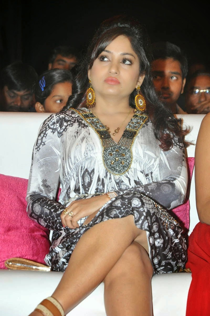 Madhavi Latha at Pooja Movie Audio Launch Event In Hyderabad