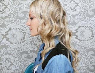 Gaya rambut gelombang