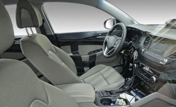 2015 Hyundai ix35 İç Mekan Resimleri