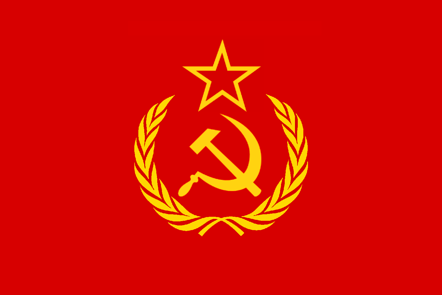 Geography Flag Of The Soviet Union