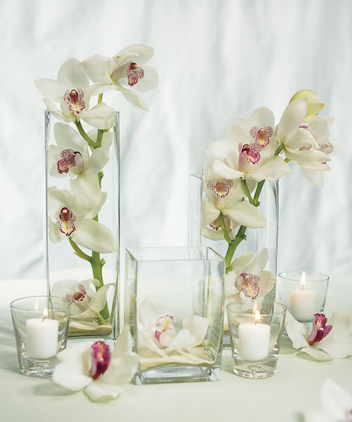 Inexpensive Elegant Wedding Centerpieces