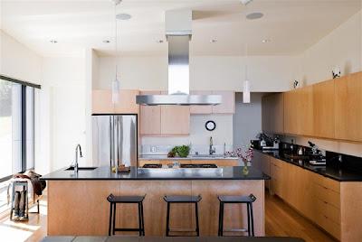 Hermosa casa de playa en seattle ideas para decorar - La cocina en casa ...