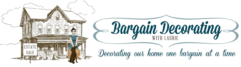BARGAIN DECORATING WITH LAURIE