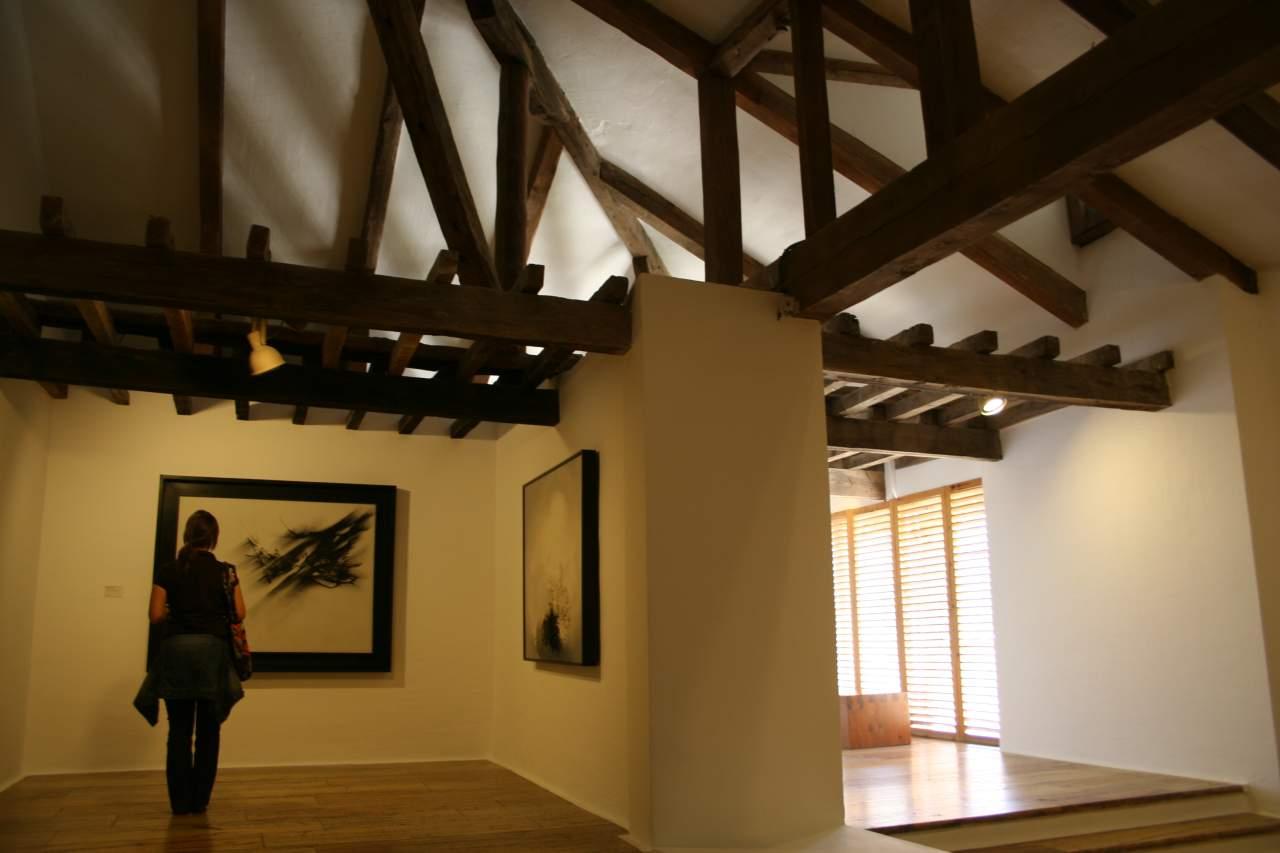 Composición nº 1: Museo de Arte Abstracto Español. Cuenca