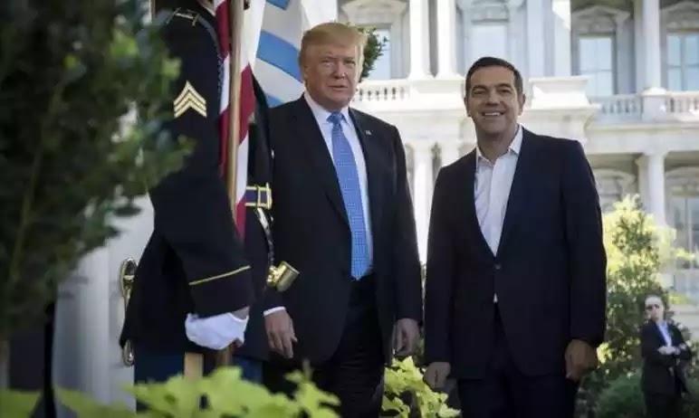 Τραμπ για Τσίπρα: Αν ήξερα τι είχε πει για μένα προεκλογικά δεν θα τον δεχόμουν