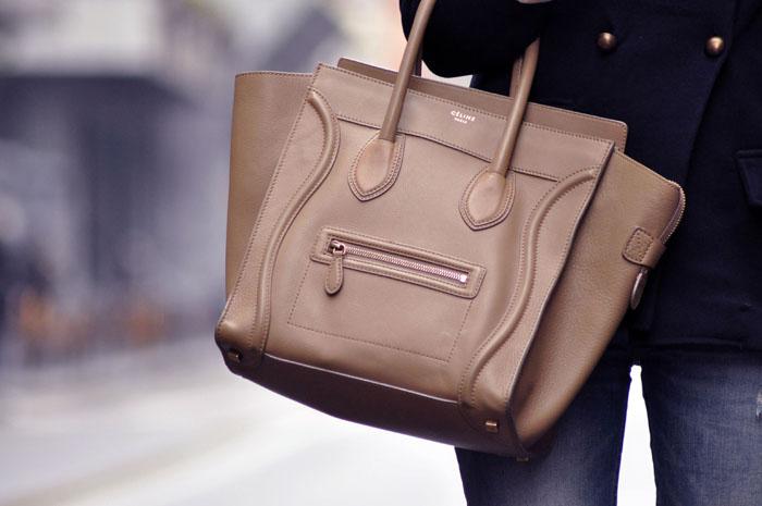 Celine bag streetstyle