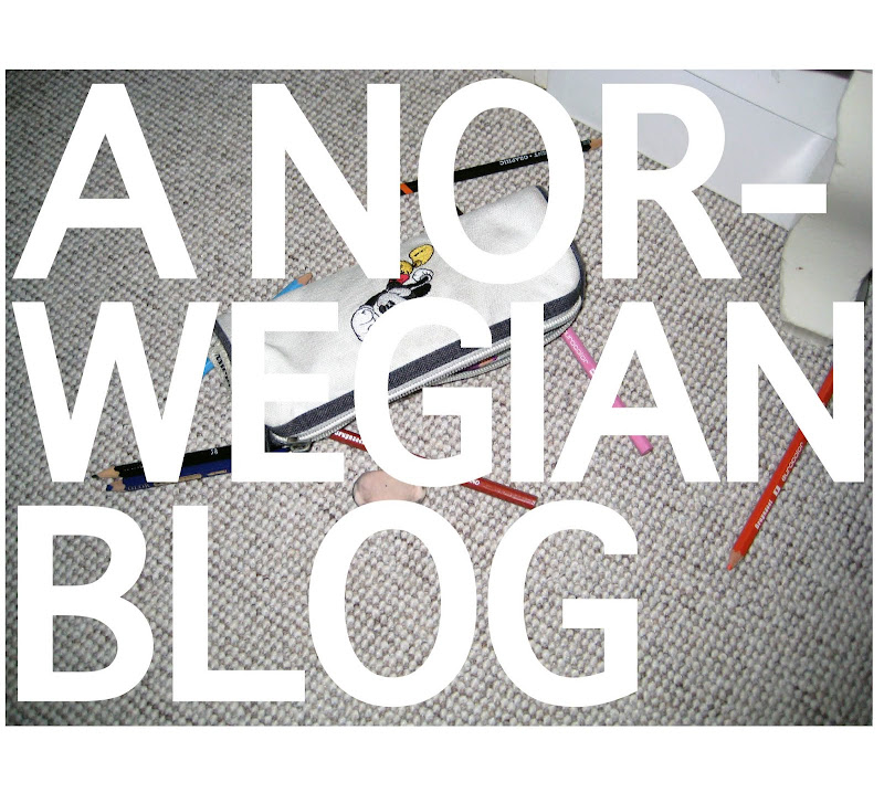 A Norwegian Blog