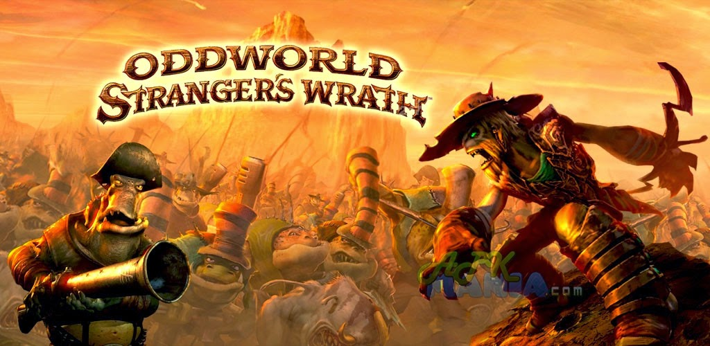 Download Oddworld: Stranger's Wrath Apk + Data
